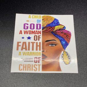 child of god sticker